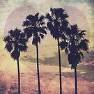 Heart and Palms by Honey Malek