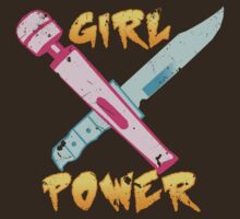Girl Powerrr by maxheron