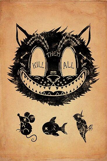 Kill Them All by pijaczaj
