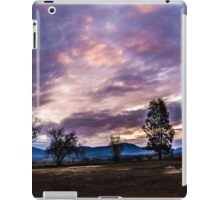 Glen Park Sunset iPad Case/Skin