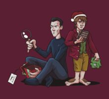A Very Sherlockian Christmas by Daniel Rubinstein