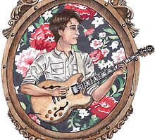 Ezra Koenig of Vampire Weekend by Jessefire