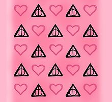 Love Deathly Hallows  by visualdestini