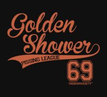 Golden Shower Pissing League by TheBearSociety