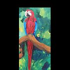 Parrot Full Length Image - iPhone iPod iPad by PhoneCase