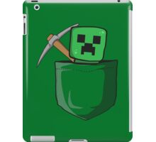 Pocket Creep iPad Case/Skin