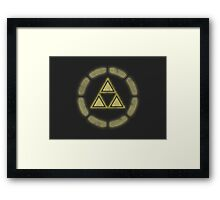 Iron Force Framed Print