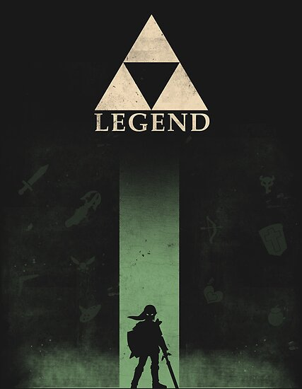 Legend  by thehookshot