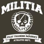 Militia Training Academy by D4N13L