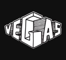 Vegas (for dark shirts) by jcharlesw
