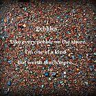Pebbles by Moonpebble