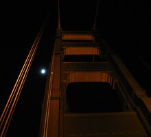 Night in San Francisco by AmishElectricCo