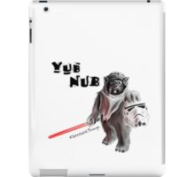 Just Ewok Things iPad Case/Skin