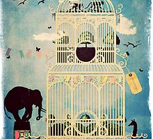 The Cage III - The Call of the Wild by Sybille Sterk