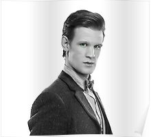 Matt Smith, Dr. Who Poster