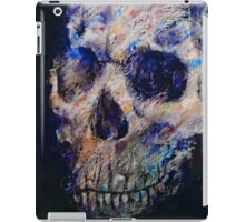Ultraviolet Skull iPad Case/Skin