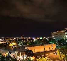 Downtown View by IOBurque