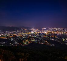 Nagasaki Night by IOBurque