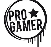 Pro Gamer district graffiti by Style-O-Mat