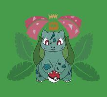 Bulbasaur, I choose you! by vaguelygenius