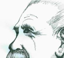 Ein Stein, Albert Sticker