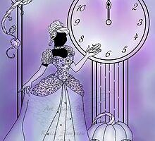 Silhouette Cinderella by Redhead-K