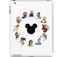 Time to Be A Princess (Anna) iPad Case/Skin