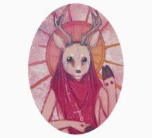 patron saint of queer deer by dakshinadeer