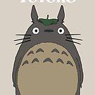 My Neighbor Totoro by Studio Momo╰༼ ಠ益ಠ ༽