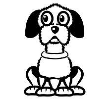 funny sweet lure dog by Motiv-Lady