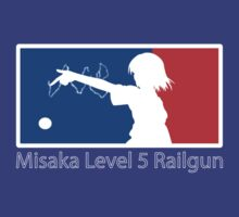 MLR ( Misaka Level 5 Railgun) by TheAlmightyLPZ