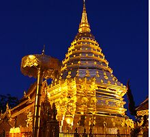 Doi Suthtep by ALAN MCCRAY