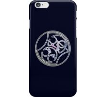 'Bad Wolf' in Gallifreyan - Galaxy iPhone Case/Skin