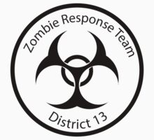 Zombie Response Team District 13 by loki1982