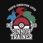 4th Generation Trainer (Dark Tee) by ZandryX