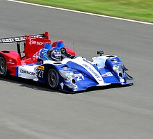 Oreca 03 - Nissan No 27 by Willie Jackson