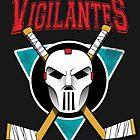 Go Vigilantes! by juanotron