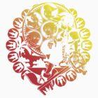 Kingdom Hearts Deep Dive Decal by Sorage55