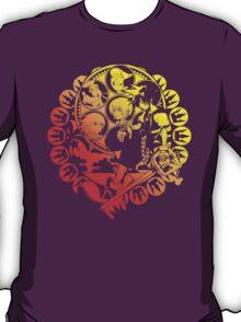 Kingdom Hearts Deep Dive Decal T-Shirt