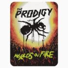 THE PRODIGY-worlds on fire by bobby-clark