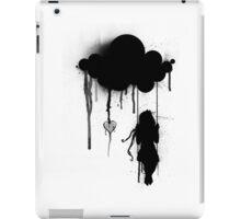 the rain iPad Case/Skin