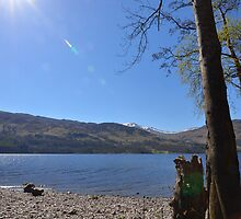 South Loch Earn by Pete Johnston