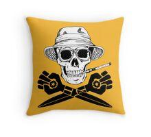 Jolly GONZO Throw Pillow