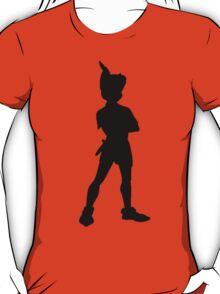 Peter Pan Silhouette T-Shirt