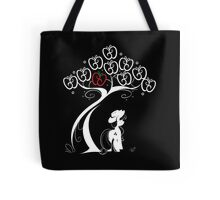 One In The Bunch (White) Tote Bag