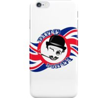 """The Cad's Twirly """"Ding Dong!"""" iPhone Case/Skin"""