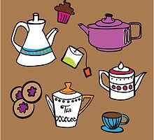 Teapot by hdconnelly