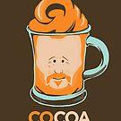 COCOA Hot COCO Conan Art by OlechkaDesign