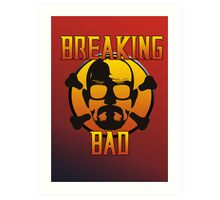 Breaking Mortal Kombat Bad  Art Print