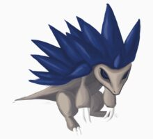 Sandslash the hedgehog / Sablaireau le hérisson T-Shirt